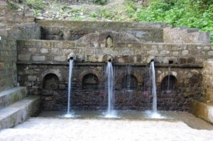 Sitabani-hot cold and mineral water sources